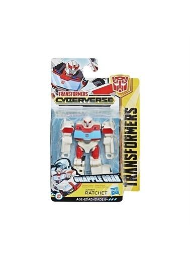 Transformers Transformers Cyberverse Küçük Figür E1893-E3634 Renkli